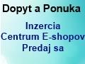 Bezplatná inzercia, Centrum E-shopov, Predaj sa - zarábajte jednoducho